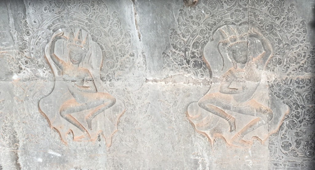 nataraj shiva shakti yoga cambodia angkor wat meditation retreat om